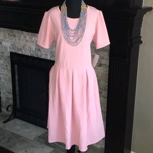 Blush Lularoe Amelia Dress